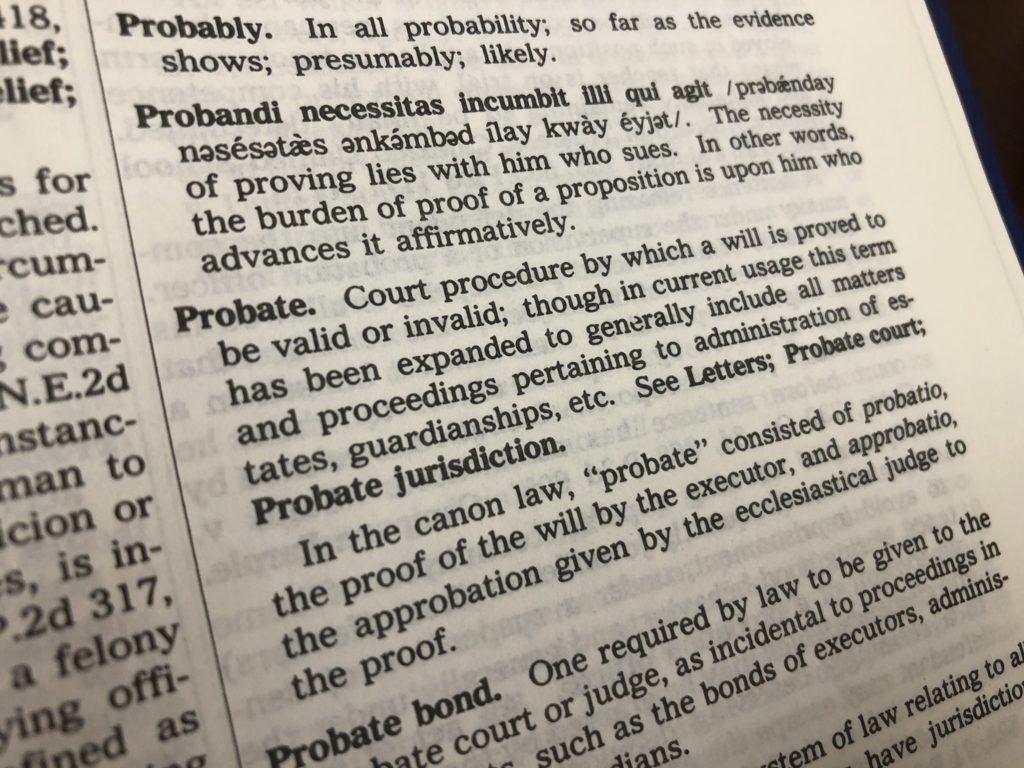 Plantation Probate Attorney - Sarasota Wills, Trusts ...